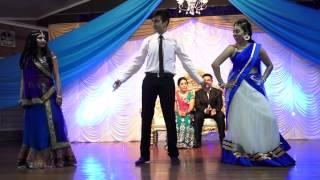 Reception  Dance  Dikesh & Upasna 11 8 14 final
