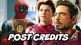 Once Upon A Deadpool New Post Credit Scene - Avengers Marvel Easter Eggs and Jokes