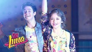 Luna y Simón cantan Valiente - Momento Musical (con letra) - Soy Luna