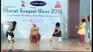 Prahladha Charithram   Traditional Telugu Bhagavatha Mela   Bharat Sangeeth Utsav 2015   Coimbatore