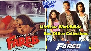 FAREB 1996 & 2005 Bollywood Movie LifeTime WorldWide Box Office Collection Verdict Hit Or Flop