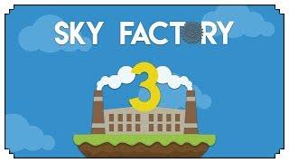 Minecraft Sky Factory 3 - #38 Mały wypadek z przeklętą ziemią ...