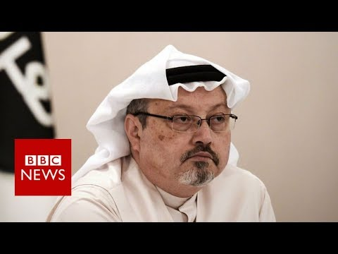 Xxx Mp4 The Disappearance Of Jamal Khashoggi BBC News 3gp Sex