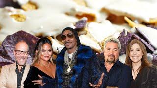 Which Celebrity Has The Best Nacho Recipe? • Tasty