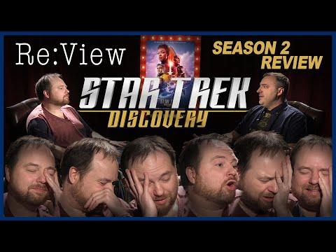 Star Trek Discovery Season 2 re View