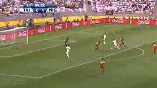 Nigeria vs Tahiti 6 1 confederation cup  17 06 2013 1 all goals