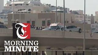 Oman 4x4 car accident