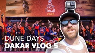 Punched In The Face To Wrap Up The Dakar | Dakar Rally 2019