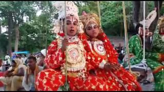Sawan Jhoola Mela 2017 Celebrated In Mani Parwat Ayodhya