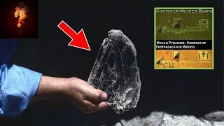"""""""Electrical Material"""" Found In The Pyramids?"""