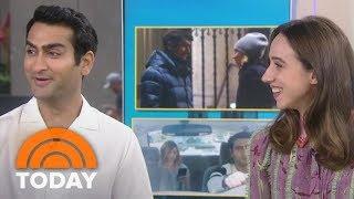 Kumail Nanjiani And Zoe Kazan Talk About 'The Big Sick' | TODAY