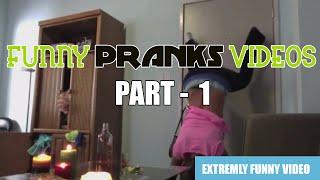 Funny Prank Videos - Part 1