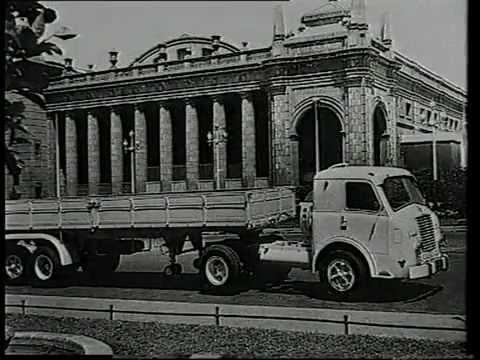 Historia de Pegaso IVECO parte 1