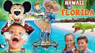 HAWAII in FLORIDA! Disney