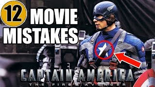 12 Mistakes of CAPTAIN AMERICA: THE FIRST AVENGER You Didn't Notice