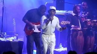 Maze ft Frankie Beverly 'We are One' (LIVE) @ The Civic Center 01/04/14