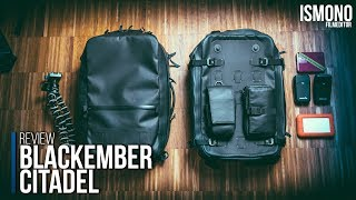 Here it is! The Blackember Citadel BACKPACK REVIEW