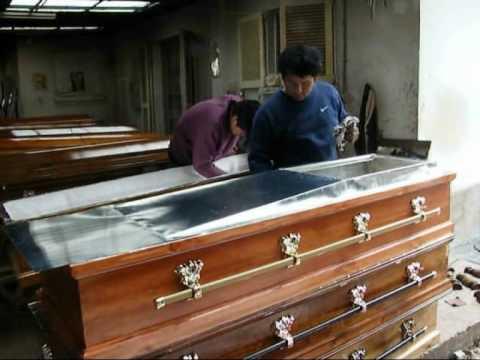 Funerarias y Taller fabricacion de Urnas Santisima Cruz de Motupe