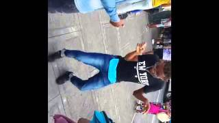 Afro dance Breezy gang Mauritius 2016