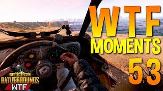 PUBG WTF Funny Moments Highlights Ep 53 (playerunknown