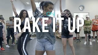 Yo Gotti & Mike Will Made-It ft. Nicki Minaj - Rake It Up | Ysabelle Capitulé  Choreography