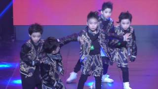 BTS-no more dream dance cover by Little Bangtan Boys
