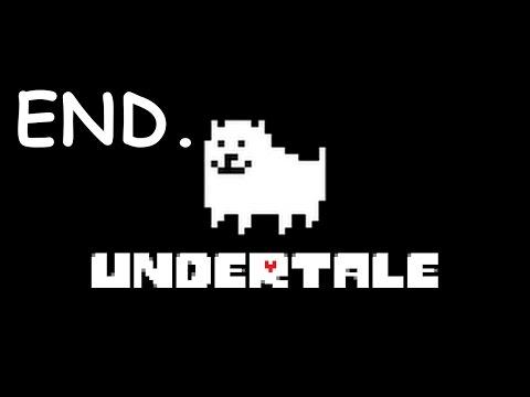 UNDERTALE - Part 7 (Pacifist Ending)
