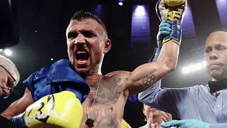 Vasiliy Lomachenko Wins Fight Despite Dislocated Shoulder | ESPN