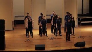 JHU Octopodes: ICCA Set 2016