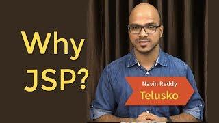 #12 Servlet and JSP Tutorial | Why JSP?