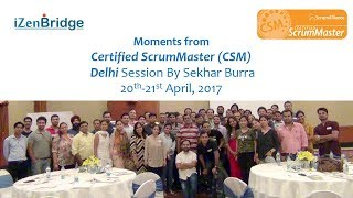 Moments from CSM Program in Delhi  (20-21 May 2017)