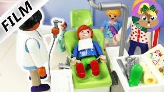 بلايموبيل فيلم - عائلة الطيوريقمون بالذهاب الى طبيب الأسنان! و خلع أسنان هنا؟ سلسلة عائلة الطيور