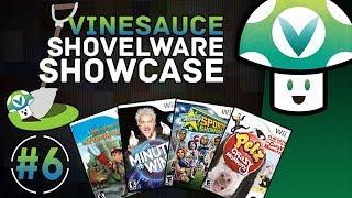 [Vinesauce] Vinny - Shovelware Showcase 6 (Wii Trash)