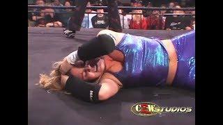 [FREE MATCH] Lacey vs. Rain   CZWstudios.com   Women's Wrestling