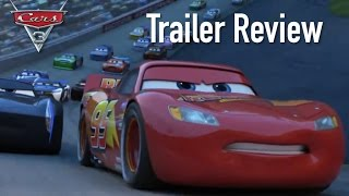 Cars 3 Official Full Trailer - Speculation, Breakdown & Review
