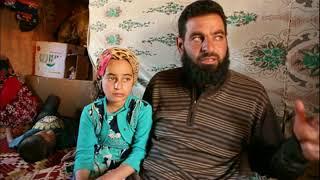 بي_بي_سي_ترندينغ   #مايا_محمد_المرعي طفلة سورية تضطر لوضع علب معدنية محل ساقيها المبتورتين