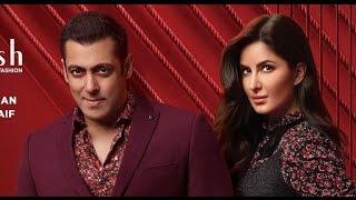 كواليس اعلان سلمان خان وكاترينا كيف الجديد ازياء سبلاش 2016