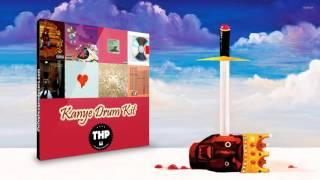 Kanye West Ultimate Drum Kit - 525 Free Kanye