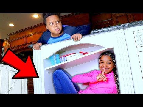 Hide and Seek EPIC FAIL Onyx Family