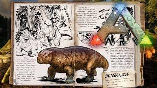 Ark: Survival Evolved - Spotlight: Lystrosaurus, Sabertooth Salmon, and Arthropluera!