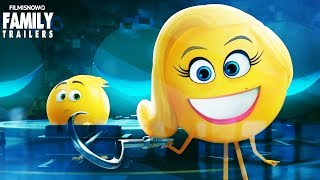 The Emoji Movie | Meet Smiler - She's more than just a pretty face!