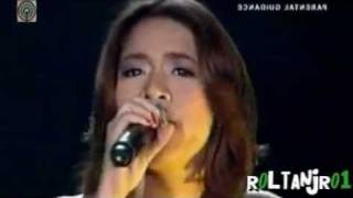 I WANNA DANCE WITH SOMEBODY - Angeline Quinto