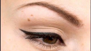 Astuces pour réussir son trait d'eye-liner