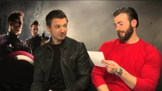 Marvel's Avengers: Age of Ultron - The Avengers Play Two Truths, One Lie - OFFICIAL   HD
