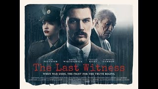 THE LAST WITNESS Official Trailer (2018) Michael Gambon