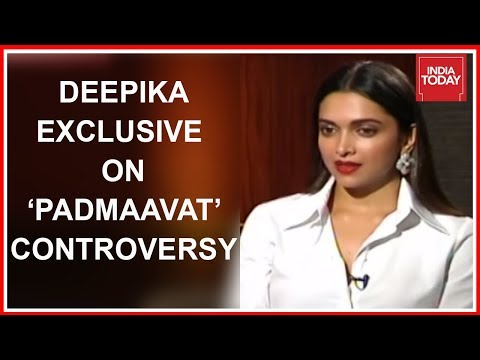 'I Would Do Padmaavat Again': Deepika Padukone Exclusive Interview To India Today