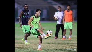 تدريبات الفريق الأول لكرة القدم بالنادي الأهلي _ الثلاثاء 26 سبتمبر 2017