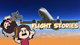 Game Grumps: Flight Stories Compilation