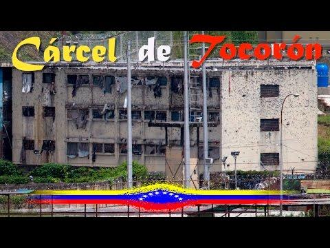 Cárcel de Tocorón Venezuela.