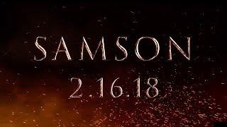 Samson Teaser Trailer (Official) 2018